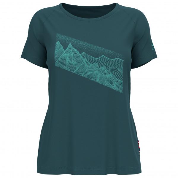 Odlo - Women's S/S Crew Neck Concord - T-shirt