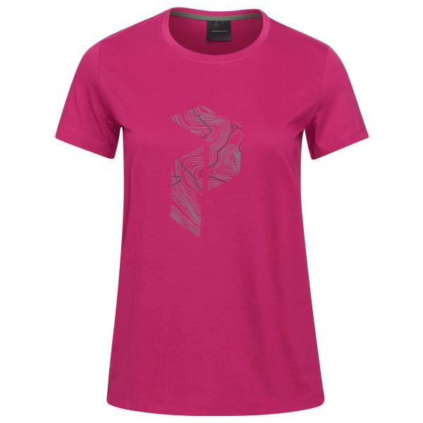 Peak Performance - Women's Explore Tee P Logo Print - T-Shirt