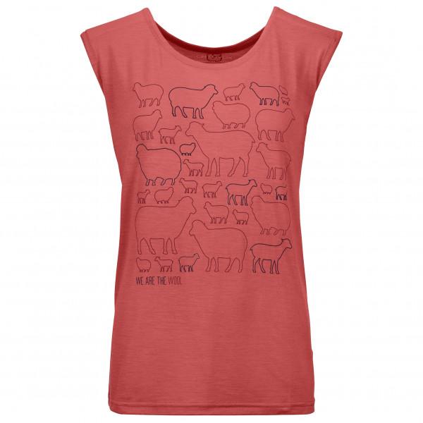 Ortovox - Women's 120 Tec Wool T-Shirt - Camiseta de manga corta