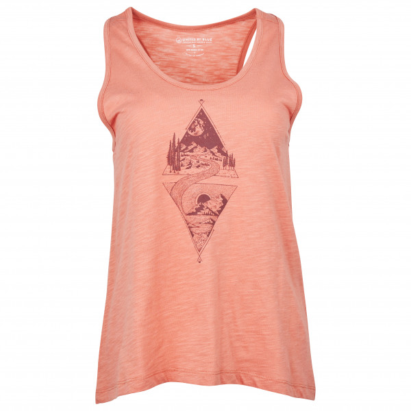 United By Blue - Women's Equator Racer Back Tank - Top