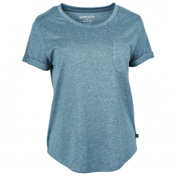 United By Blue - Women's Pocket Tee - T-shirt