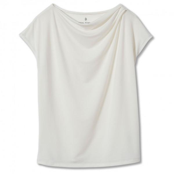 Royal Robbins - Women's Essential Tencel Cowl Neck - T-Shirt