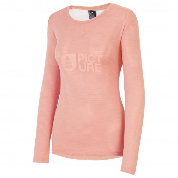 Picture - Women's Ori L/S Tech Tee - Funksjonsshirt