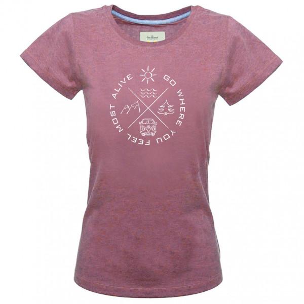 Van One - Women's Go Alive Shirt - T-shirt