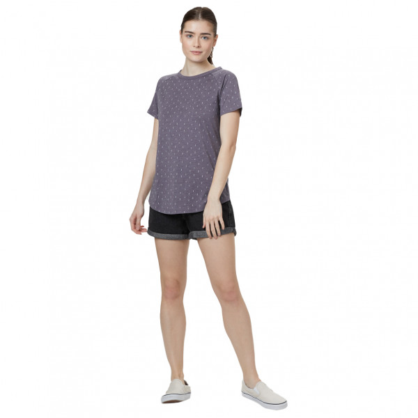 tentree - Women's Tree Print Raglan T-Shirt - Camiseta de manga corta
