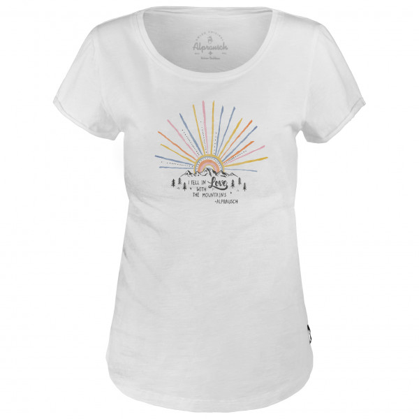 Alprausch - Women's Alpliebi Basic Tee - T-shirt