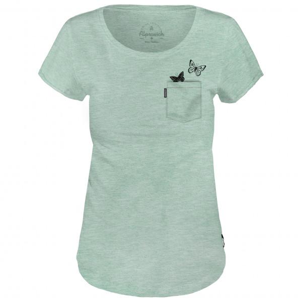 Alprausch - Women's Flattertäschli Basic Tee - T-shirt