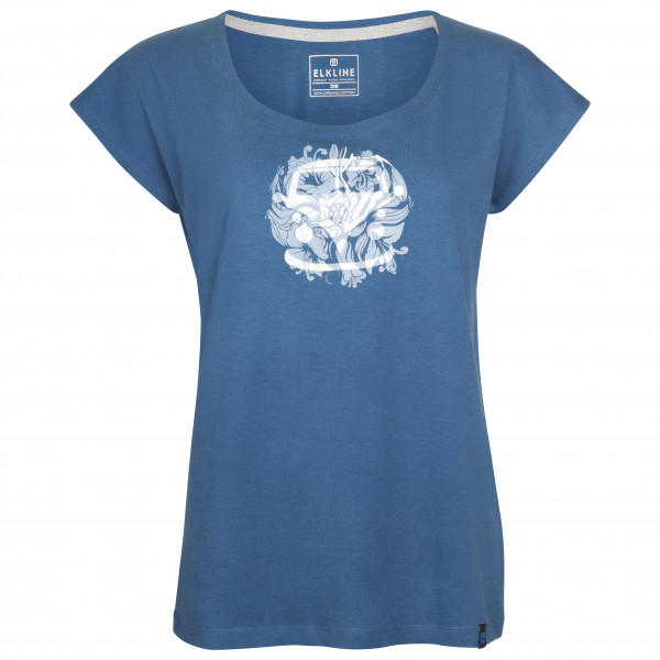 Elkline - Women's Shimmer - Camiseta de manga corta