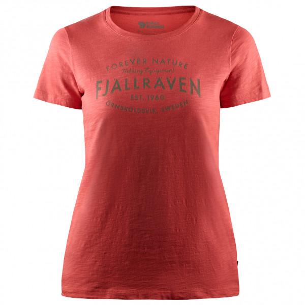Fjällräven - Women's Fjällräven Est 1960 T-Shirt - T-shirt