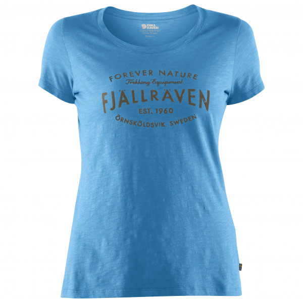 Fjällräven - Women's Fjällräven Est 1960 - T-shirt