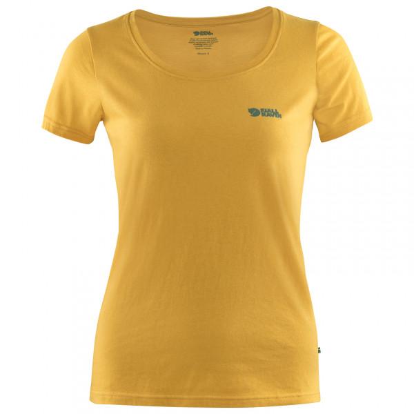 Fjällräven - Women's Fjällräven Logo T-Shirt - T-shirt