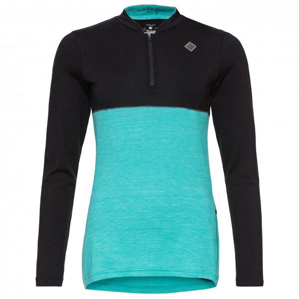 Triple2 - Women's Swet L/S Nul - Merino Tencel Jersey - Sport shirt