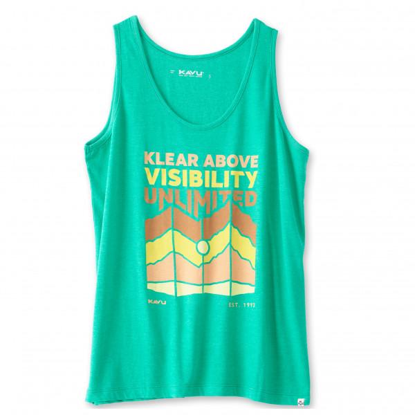 KAVU - Heartland Tank - Camiseta sin mangas