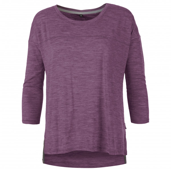Pally'Hi - Women's Loose Top Say Hi - Camiseta de manga corta