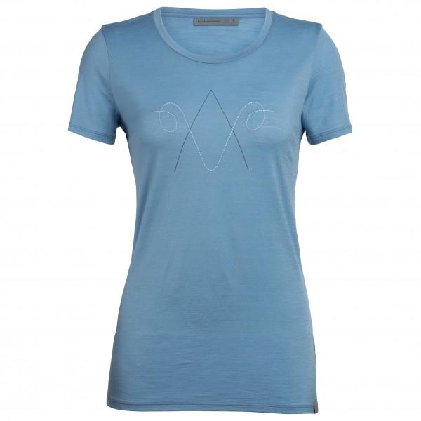 Icebreaker - Women' Nature Dye Tech Lite S/S Anniversary Ram - T-shirt