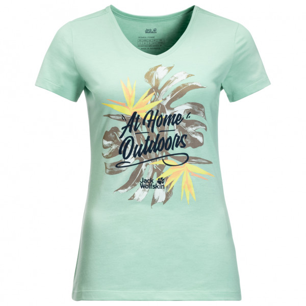 Jack Wolfskin - Women's At Home Tee - T-shirt