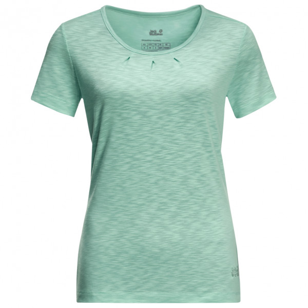 Jack Wolfskin - Women's Travel Drape Tee - T-shirt