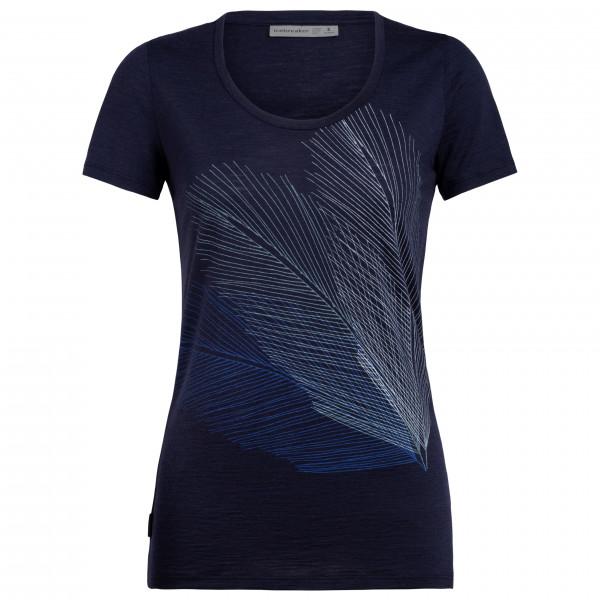 Icebreaker - Women's Spector S/S Scoop Plume - T-Shirt