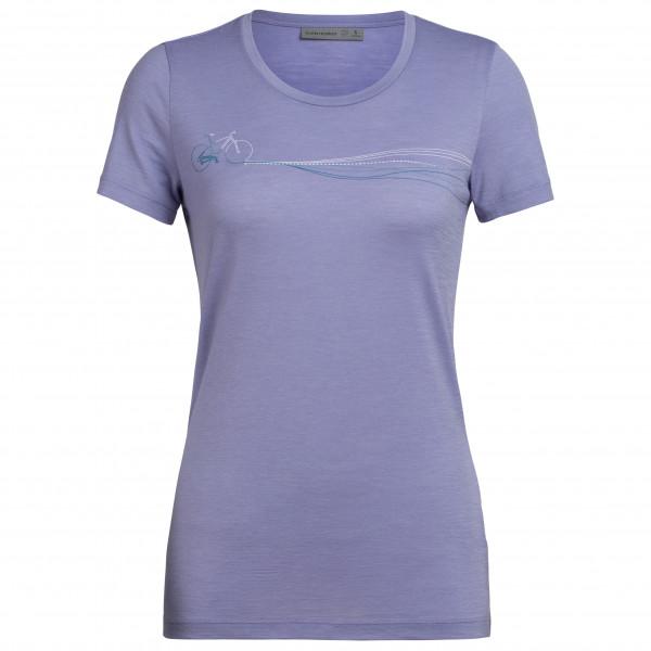 Icebreaker - Women's Tech Lite S/S Cadence Paths - T-Shirt