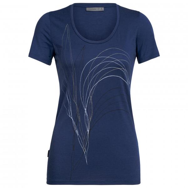 Icebreaker - Women's Tech Lite S/S Scoop Leaf - T-shirt