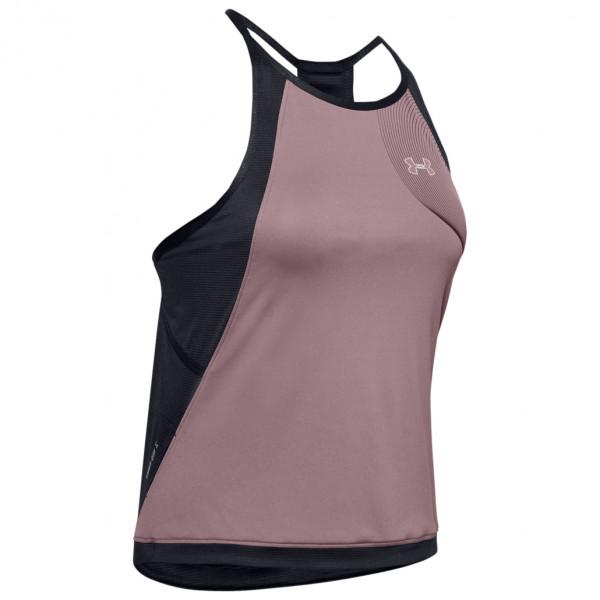 Under Armour - Women's UA Qualifier Iso-Chill Tank - Tekninen paita