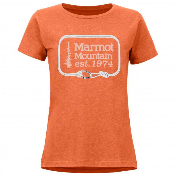 Marmot - Women's Ascender Tee S/S - T-shirt