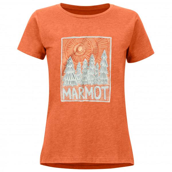 Marmot - Women's Woodblock Tee S/S - T-Shirt