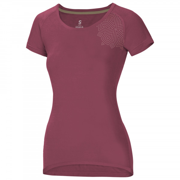 Ocun - Women's Raglan T - Camiseta de manga corta