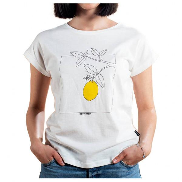 DEDICATED - Women's T-Shirt Visby Lemon Tree - T-Shirt
