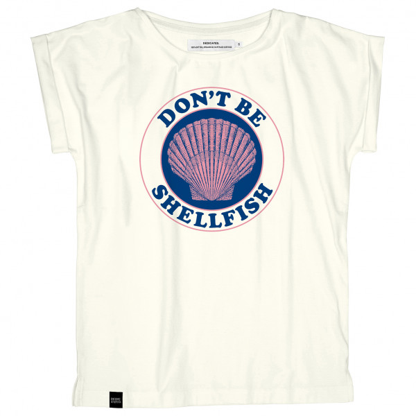 DEDICATED - Women's T-Shirt Visby Shellfish - T-shirt