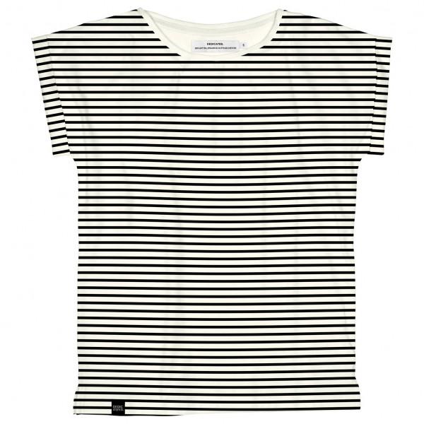 DEDICATED - Women's Visby Stripes - T-Shirt