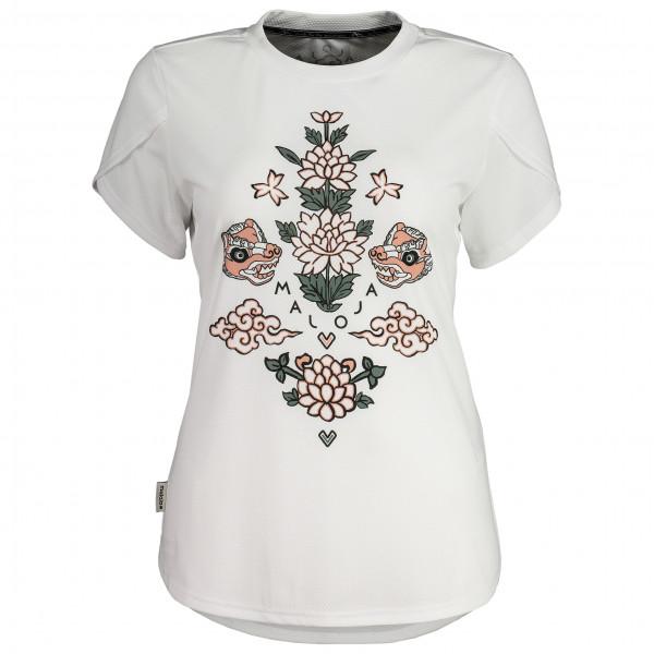 Maloja - Women's CurunaM. Multi 1/2 - Sport-T-shirt
