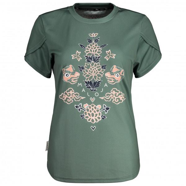 Maloja - Women's CurunaM. Multi 1/2 - Tekninen paita