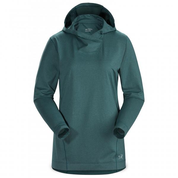 Arc'teryx - Women's Remige Hoody - Camiseta funcional