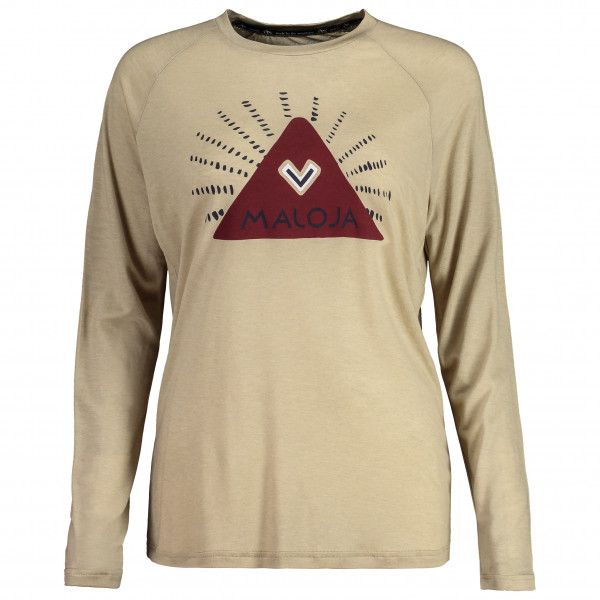 Maloja - Women's PlantaM. - T-shirt technique