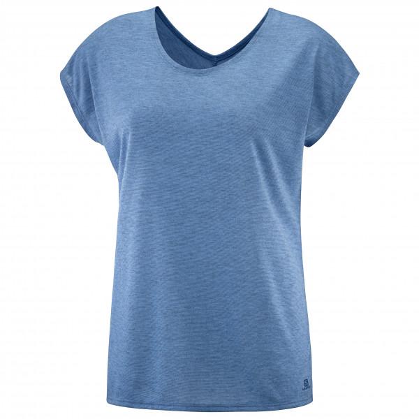 Salomon - Women's Comet S/S Tee Heather - Sport shirt