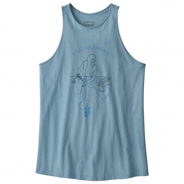 Patagonia - Women's Be There Now Organic High Neck Tank - Tank Top