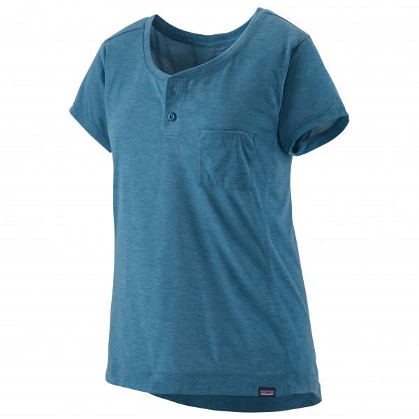 Women's Cap Cool Trail Bike Henley - Sport shirt