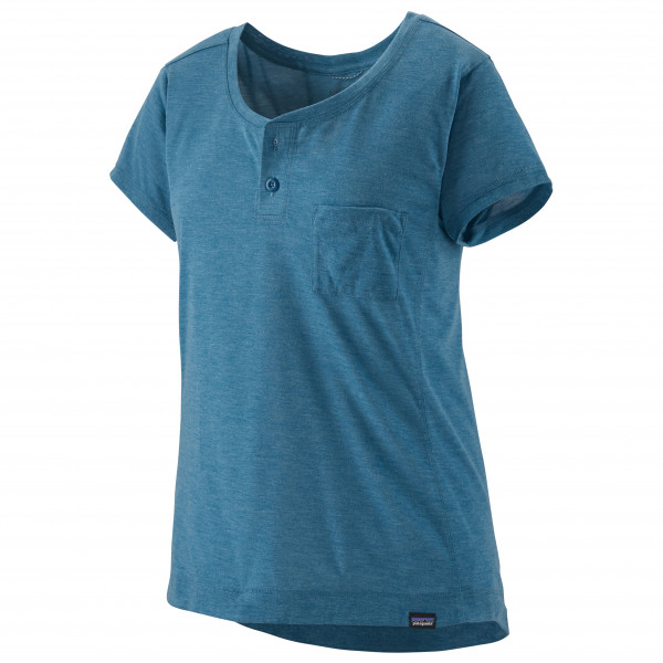 Patagonia - Women's Cap Cool Trail Bike Henley - Sport shirt