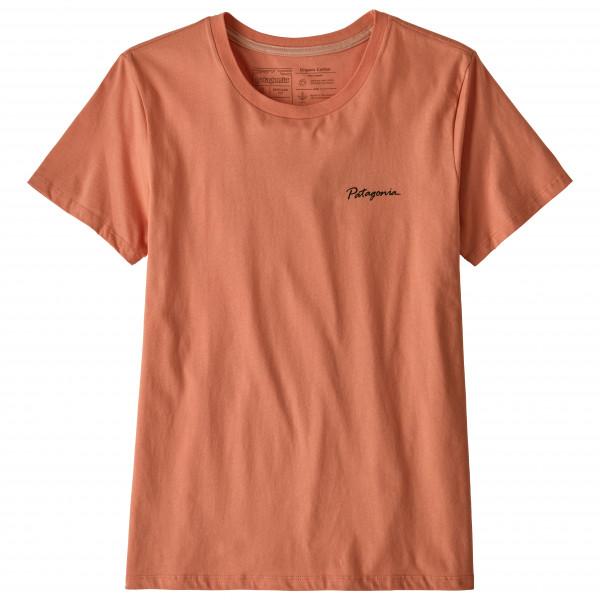 Patagonia - Women's Free Hand Fitz Roy Organic Crew T-Shirt - T-Shirt