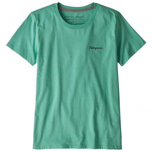 Patagonia - Women's Free Hand Fitz Roy Organic Crew - T-shirt