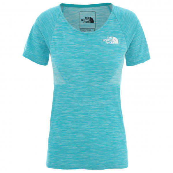 The North Face - Women's Impendor Seamless Tee - Sport-T-shirt