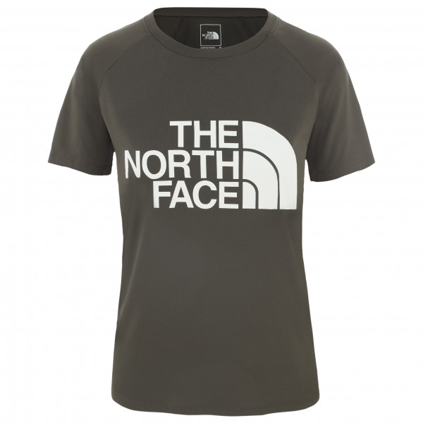 The North Face - Women's Graphic Play Hard S/S - Funktionsshirt