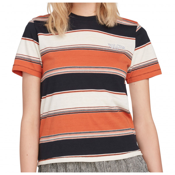 Volcom - Women's Chromatic S/S Crew - T-shirt
