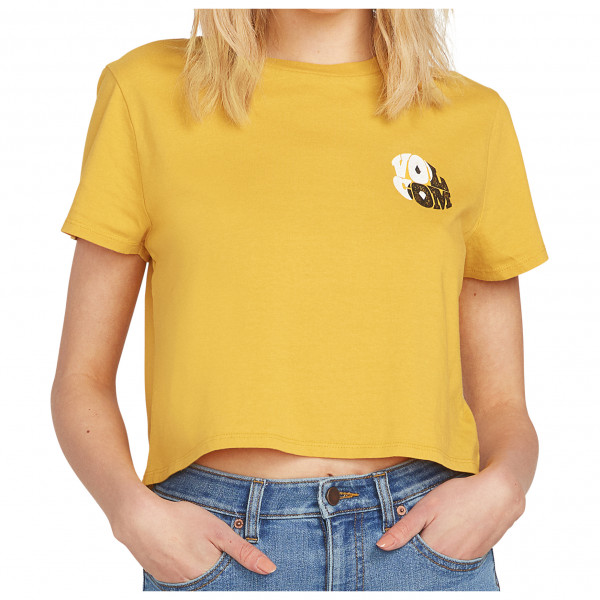 Volcom - Women's Stone Yang Tee - Camiseta de manga corta