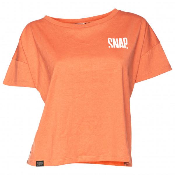Snap - Women's Croptop Hemp - T-Shirt