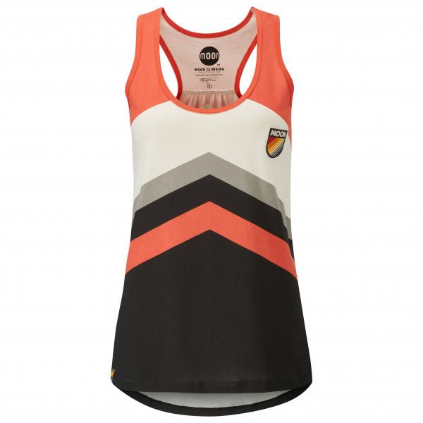 Moon Climbing - Women's Retro Stripe Vest - Tank Top