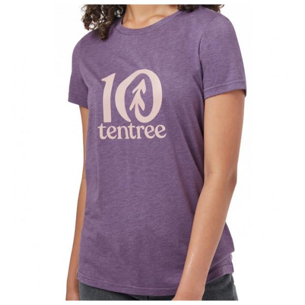 tentree - Women's Tentree Logo Classic T-Shirt - T-Shirt