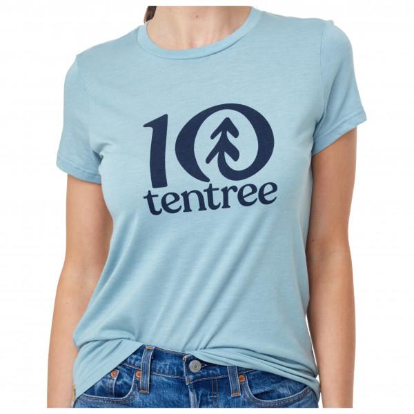 Women's Tentree Logo Classic - T-shirt