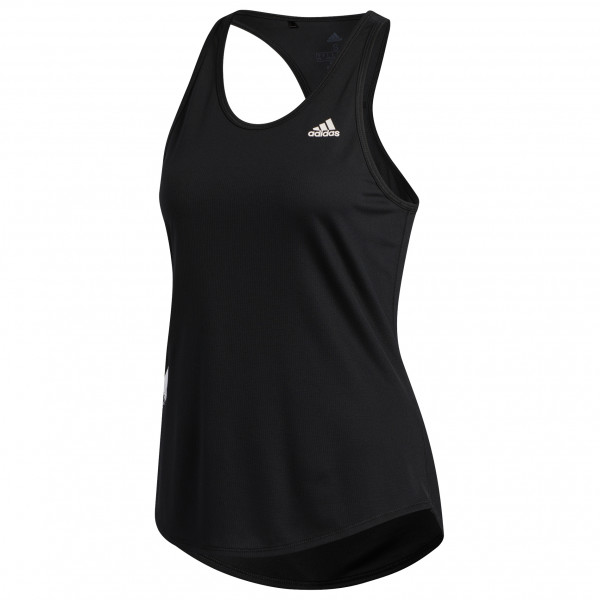 adidas - Women's Run It Tank 3-Stripes - Tank Top